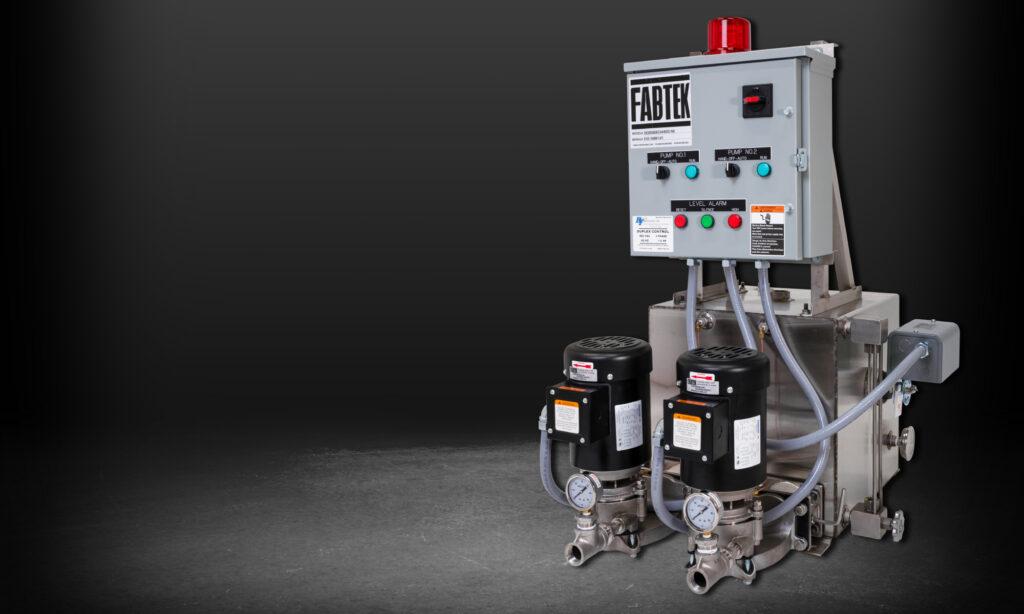 Condensate / Feed Pumps & Pipeline Ancillaries